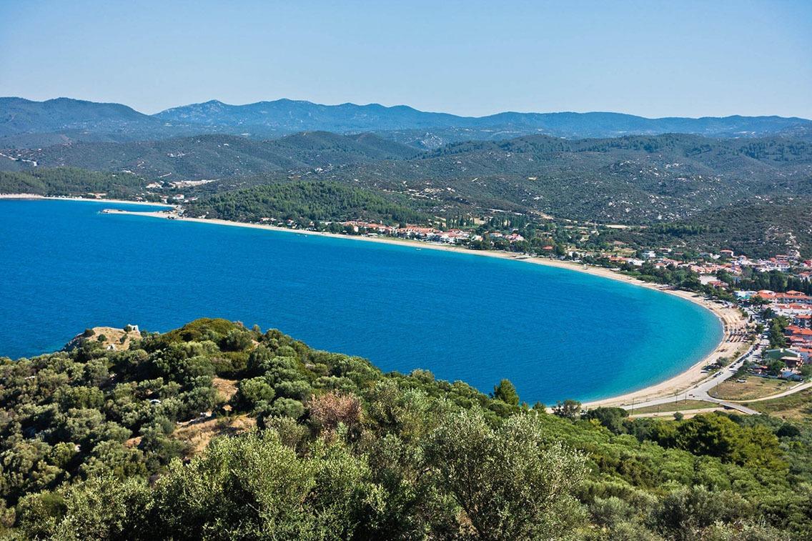 Ситония: как добраться до райского уголка Халкидик