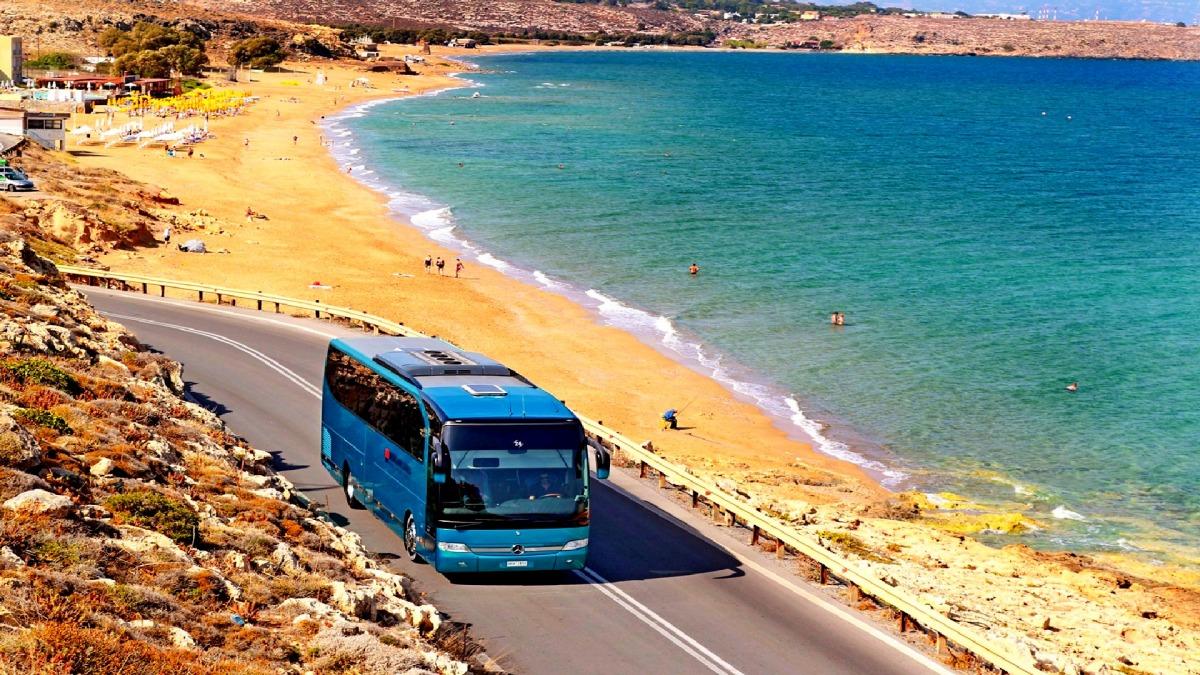 Как добраться до острова Тасос из Салоники